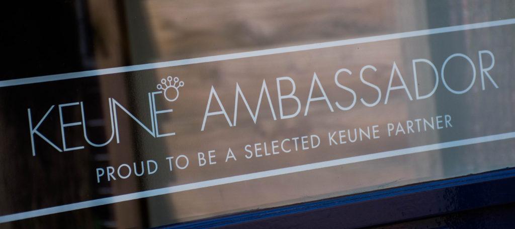 Keune Ambassador